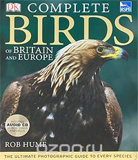 Complete Birds of Britain and Europe (+ CD)