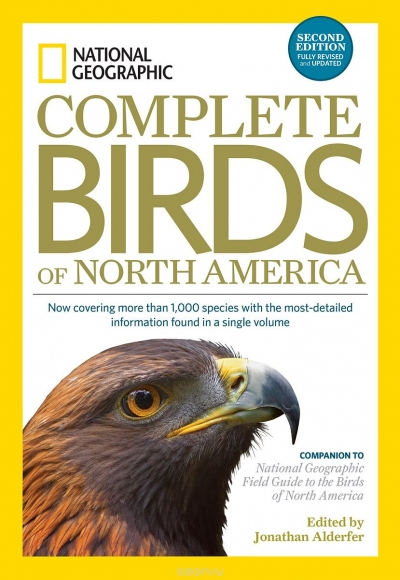 National Geographic: Complete Birds of North America